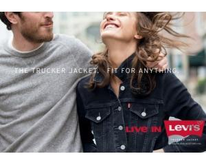 Levi's即将启动全球广告营销战役