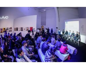 数字营销案例分享:vivo自拍艺术展